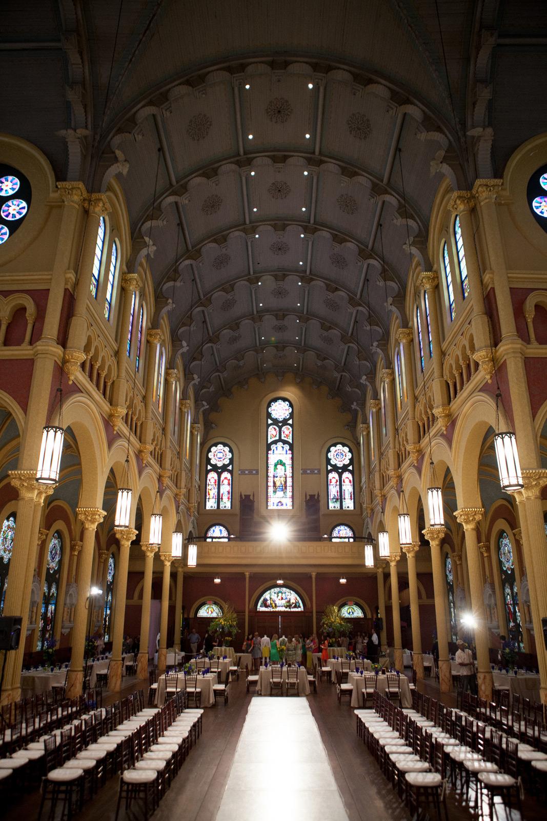 Sacred Heart, Augusta, GA event planner