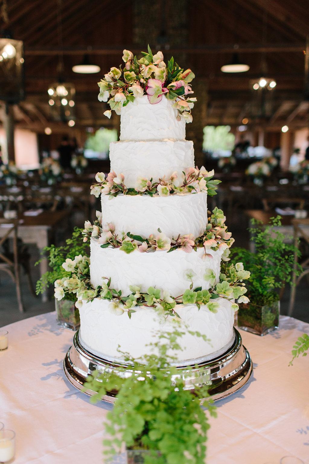 Wedding cake, Augusta, GA