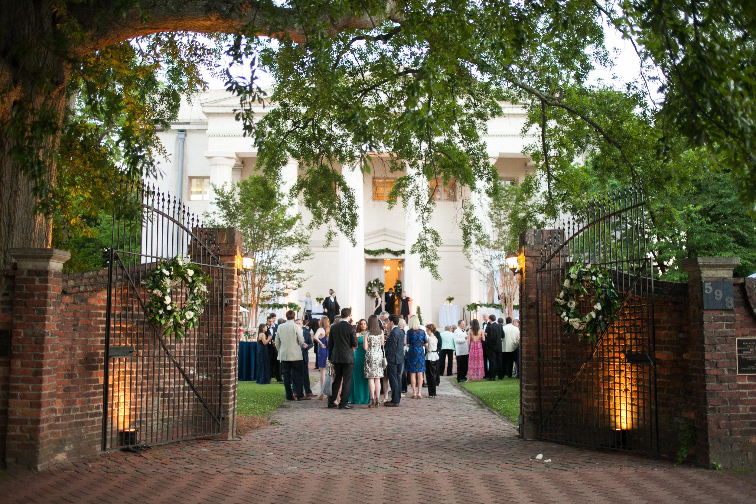 Old Medical College, Augusta GA wedding venue