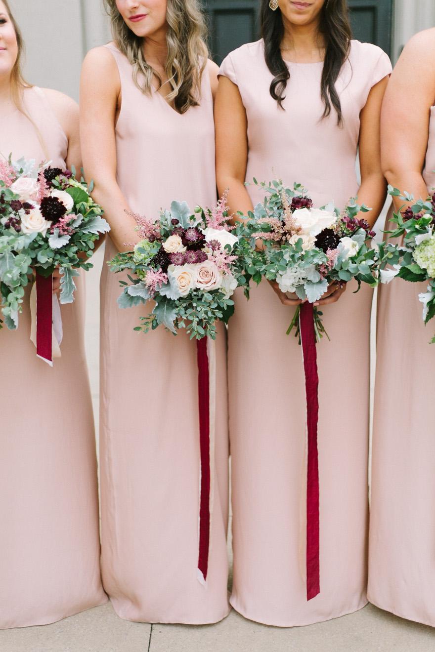 bridesmaids bouquets_augusta florist