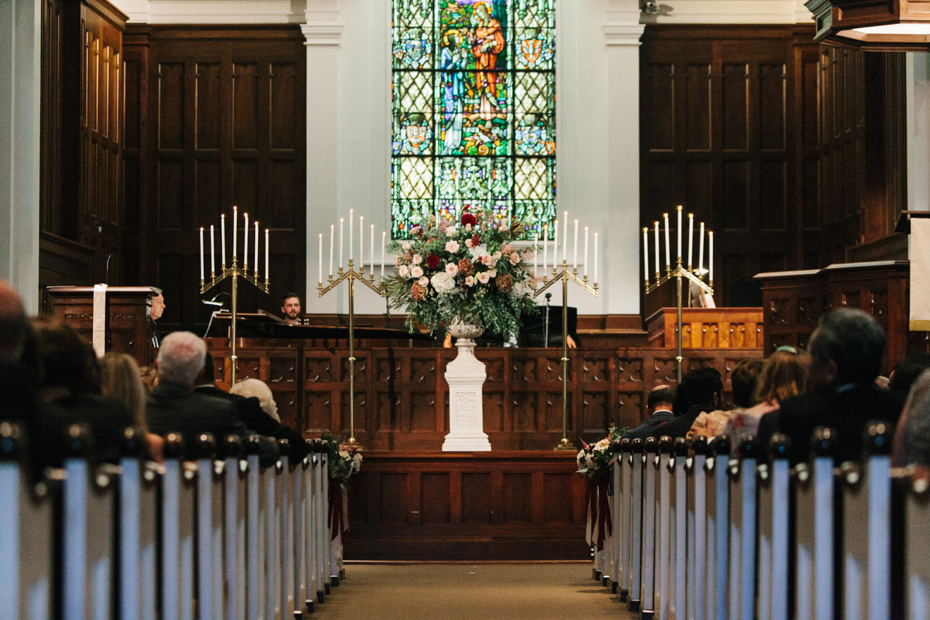 first presbyterian ceremony