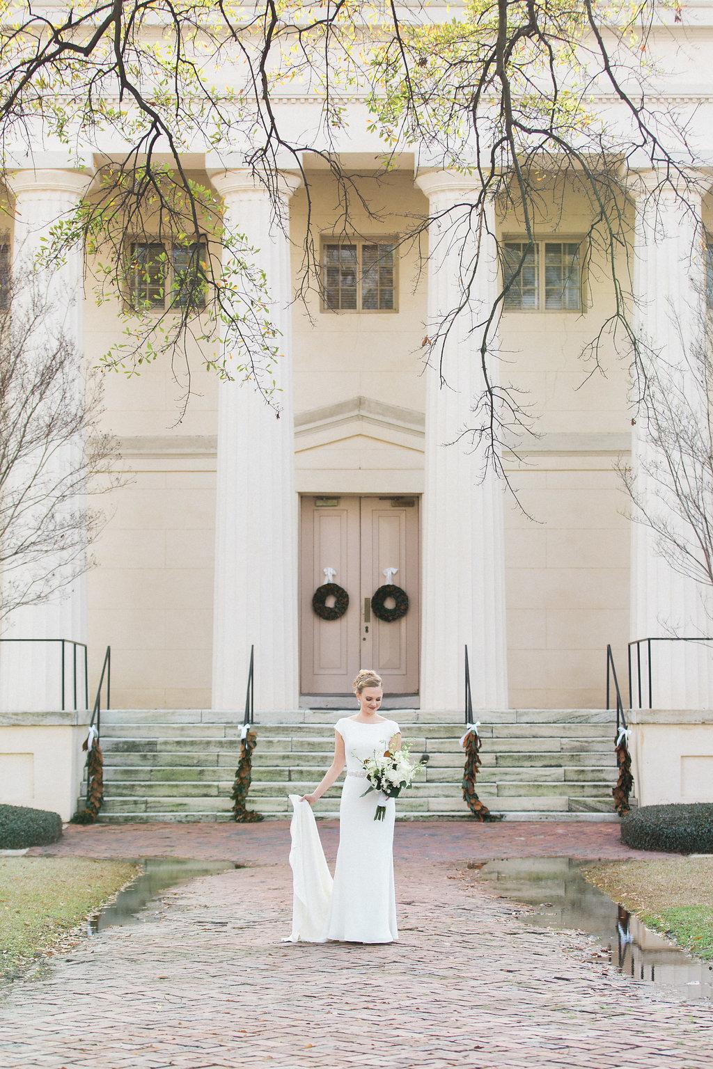 Old Medical College_winter wedding