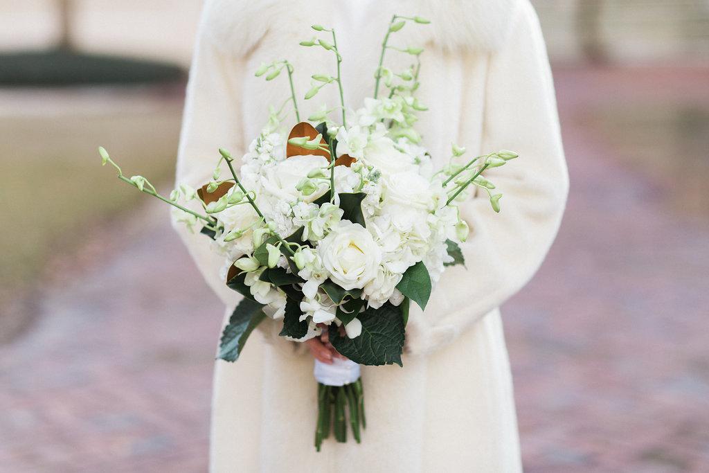 Augusta wedding florist