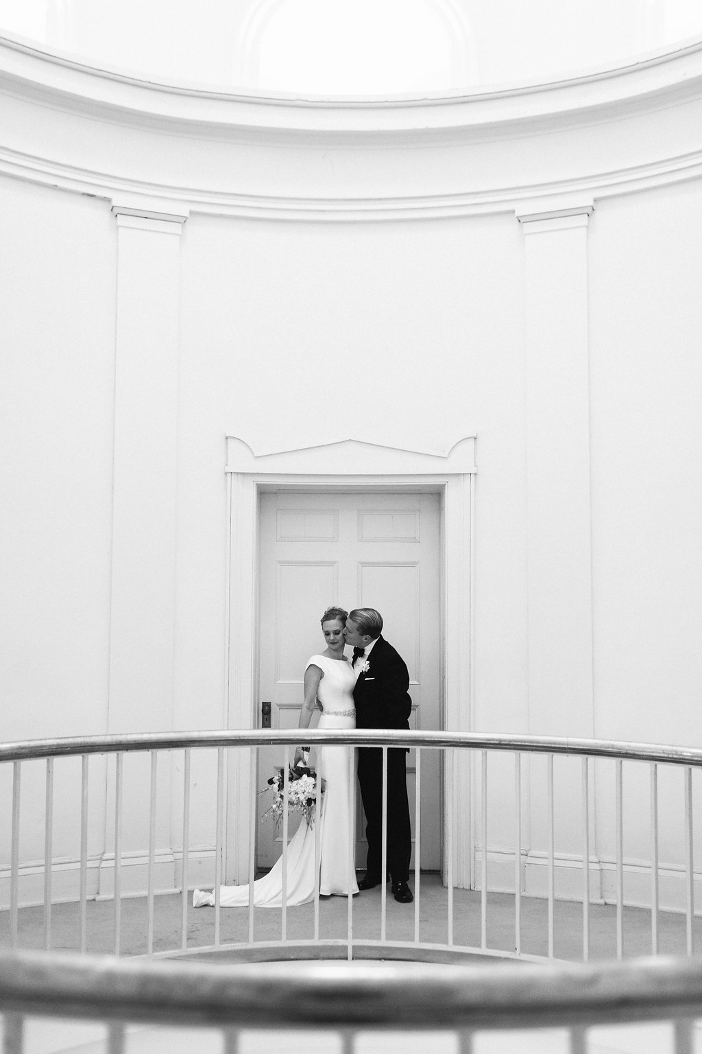 Wedding at Old Medical College in Augusta, Georgia