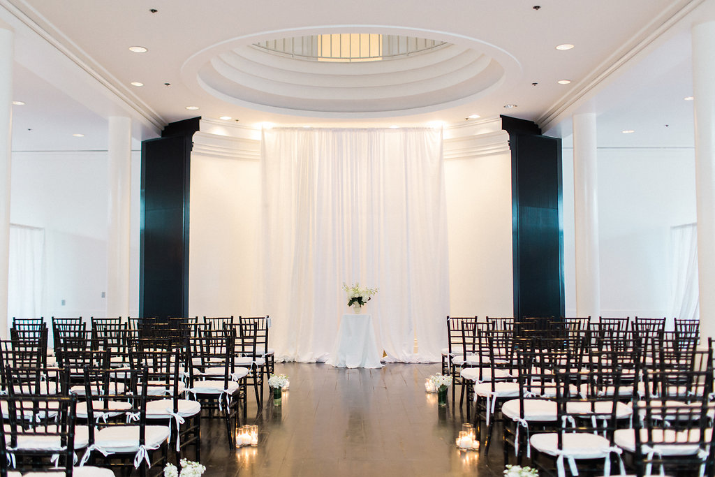 Wedding ceremony inside at Old Medical College