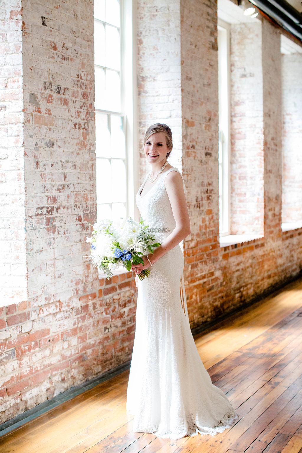 Enterprise Mill wedding photo