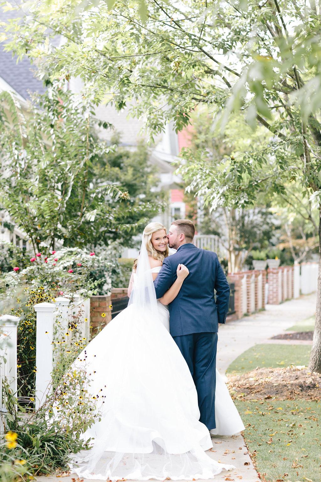 hammonds ferry wedding photo