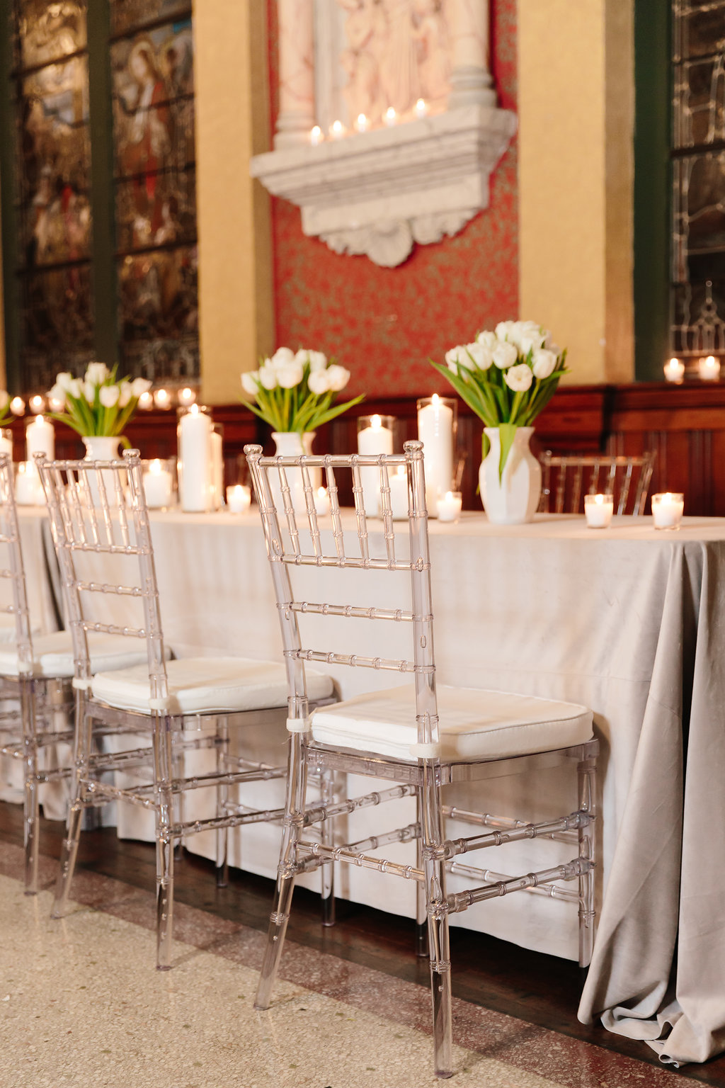 Goodwin Event Rentals acrylic chiavari chairs