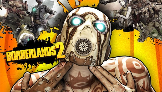 Publicity image from  Borderlands 2
