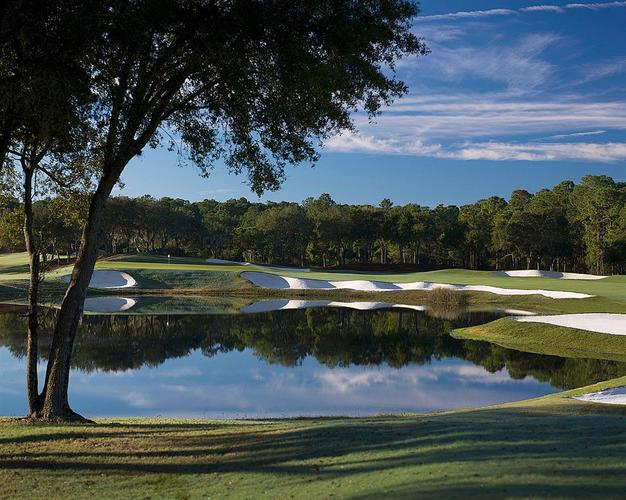 Four Seasons Orlando at Walt Disney World Resort golfing.jpg