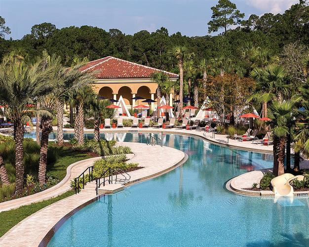 Four Seasons Orlando at Walt Disney World Resort pool.jpg