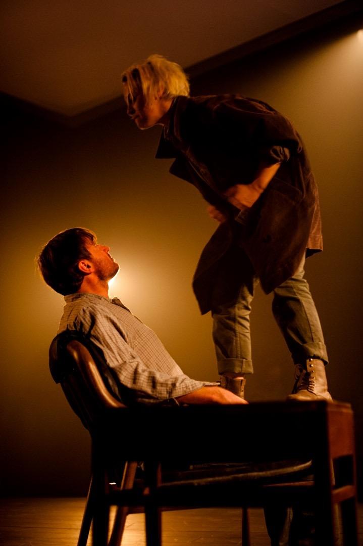 Dundee Rep Ensemble Love Song Sarah Swire (Molly) Ewan Donald (Beane) (Large).jpg