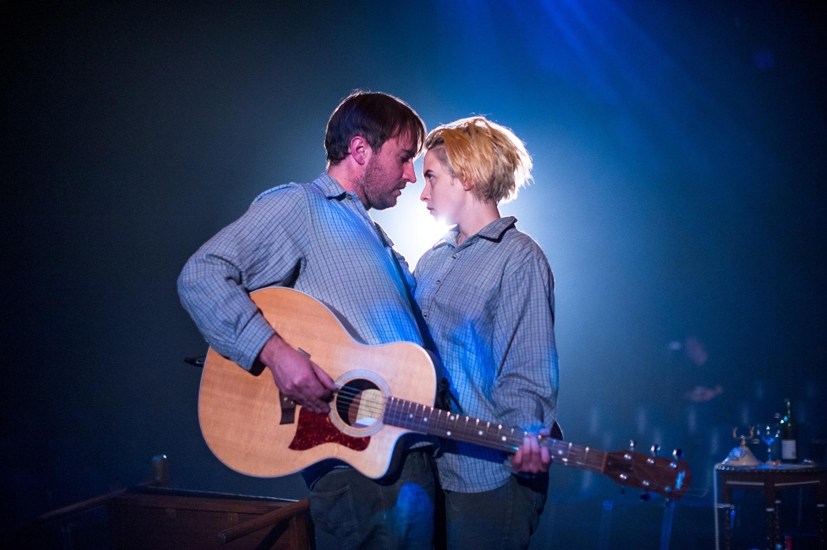 Love Song Dundee Rep Ensemble Ewan Donald (Beane) Sarah Swire (Molly).jpg
