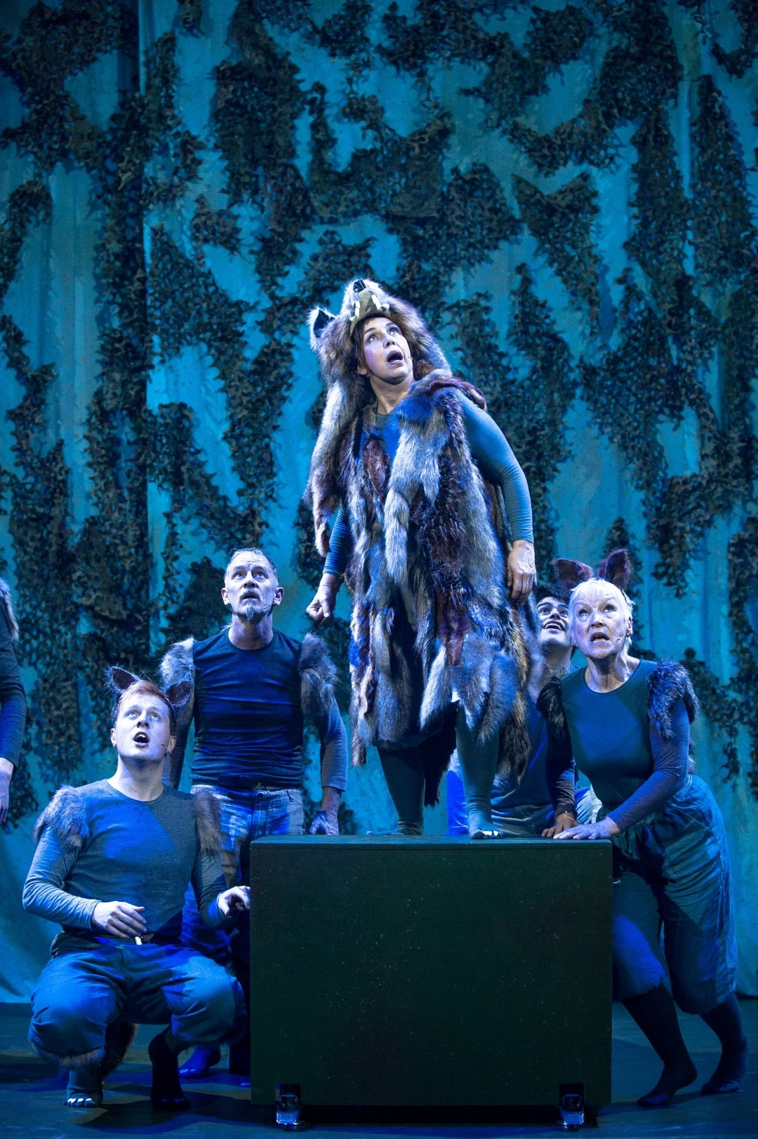 Dundee Rep Theatre Little Red and the Wolf Cast (Large).jpg