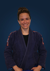 Lisa Wood - Lisa has led GFV's women's self-defense program since 2014. She has students ranging in age from 10 to 60+ and has become a beloved mentor to her female students because of her cheery, easy demeanor, and her step-by-step approach to instruction. Her nick name is the