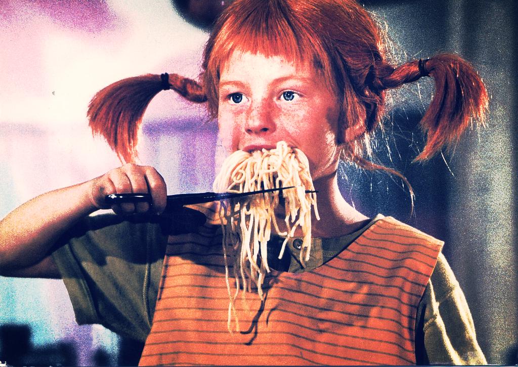 Pippi's Weltanschauung schneidet einfach besser ab.