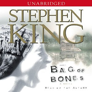 Bag of Bones by Stephen King - Click to go to Audible.