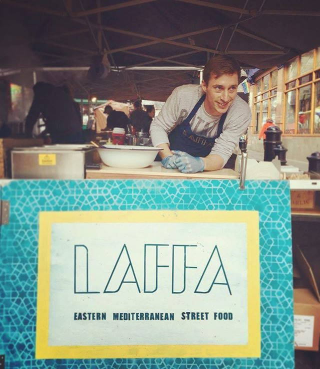 #tbt to 4 years ago at @streetfoodunion_soho. That went quick!