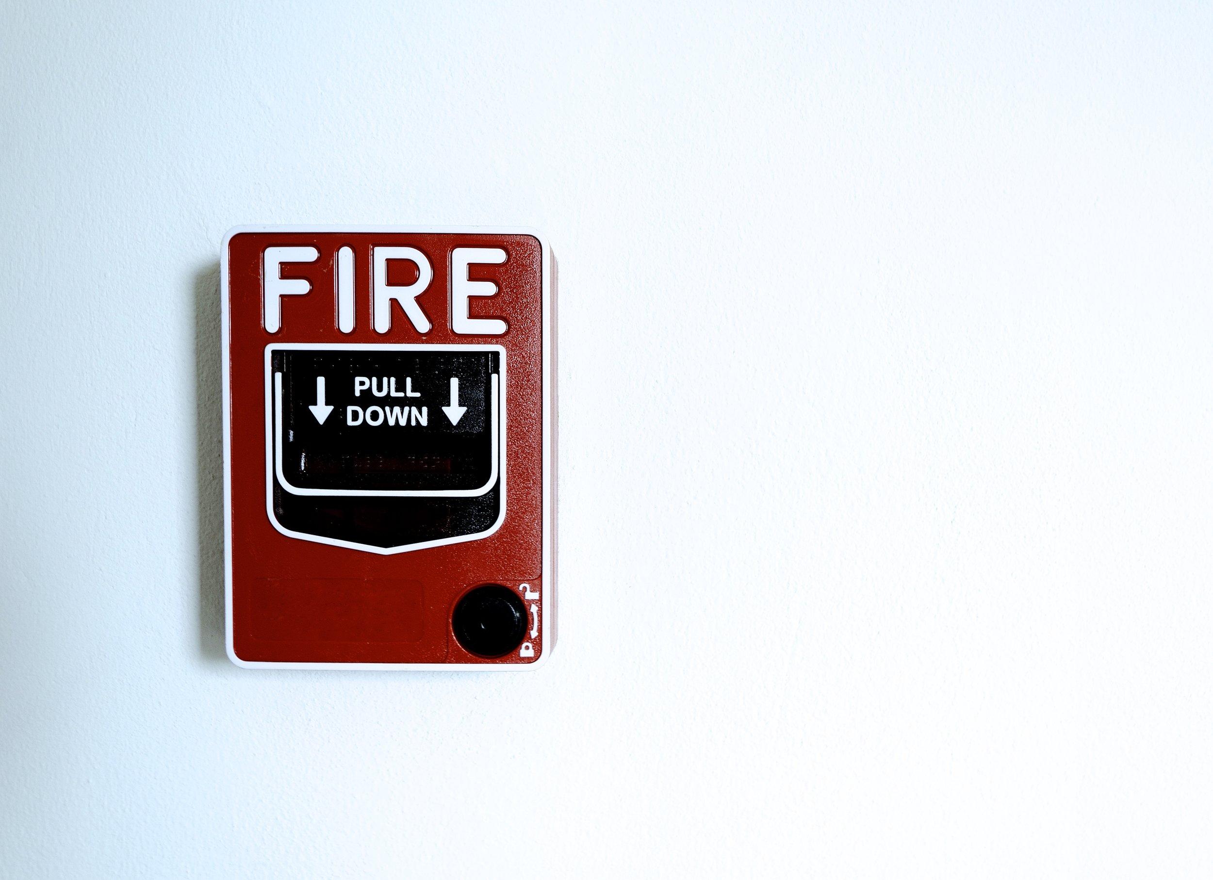 Fire Alarm Square