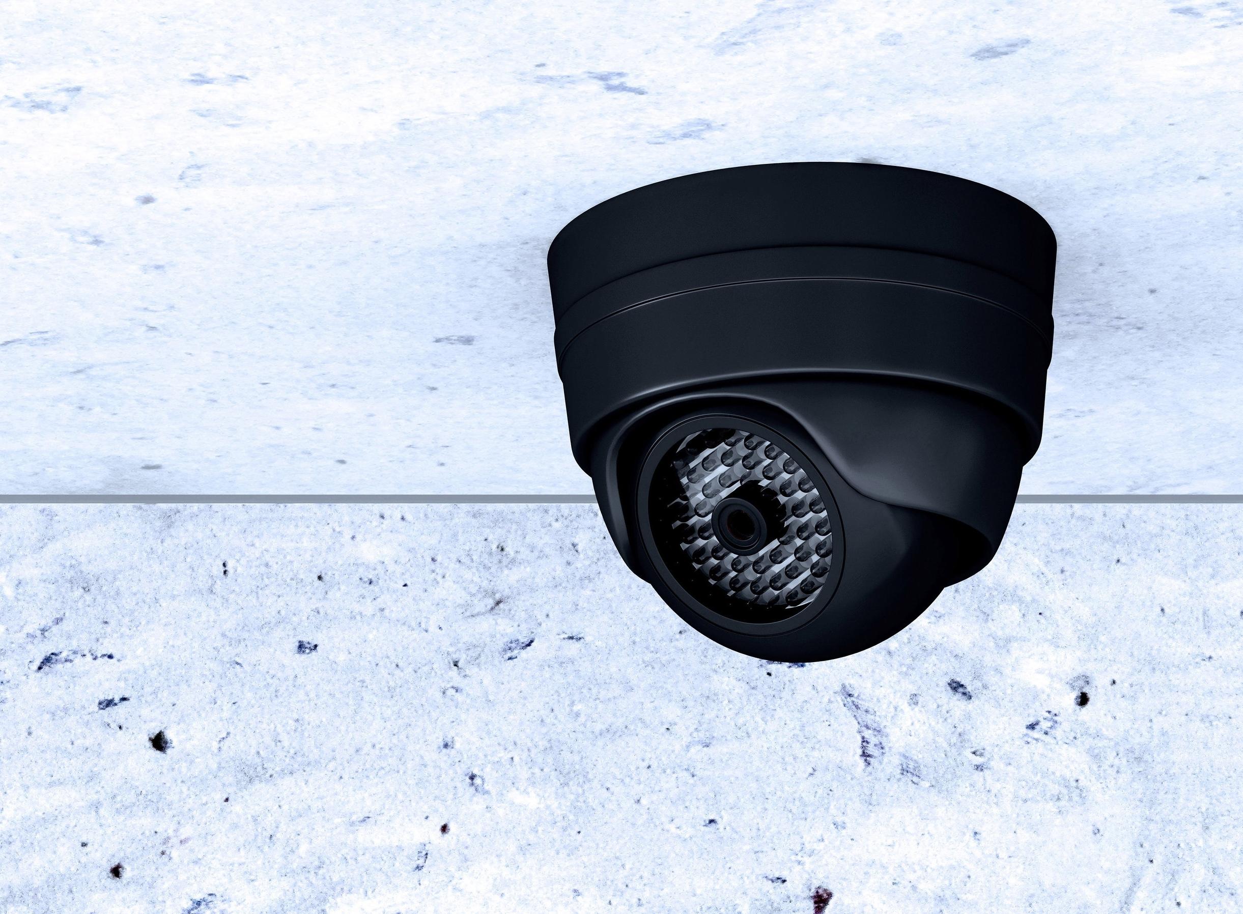 CCTV Camera Square