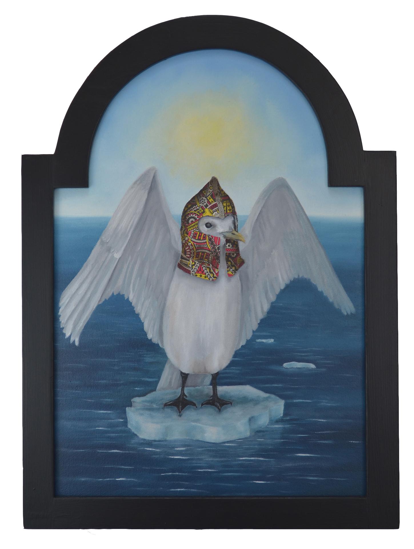 Precautions- Ivory Gull