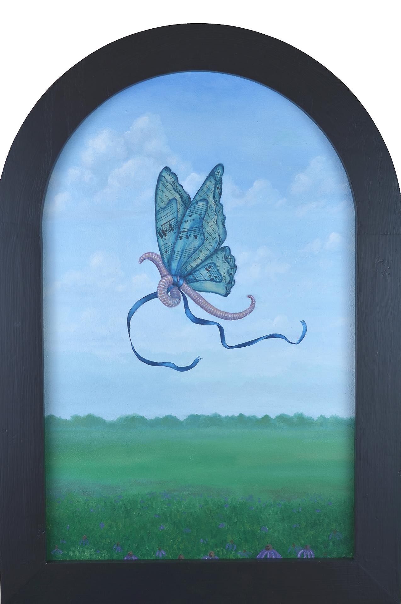 Flights of Fancy- Earthworm