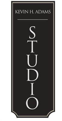 Click the sign above to visit the Artist's Studio!