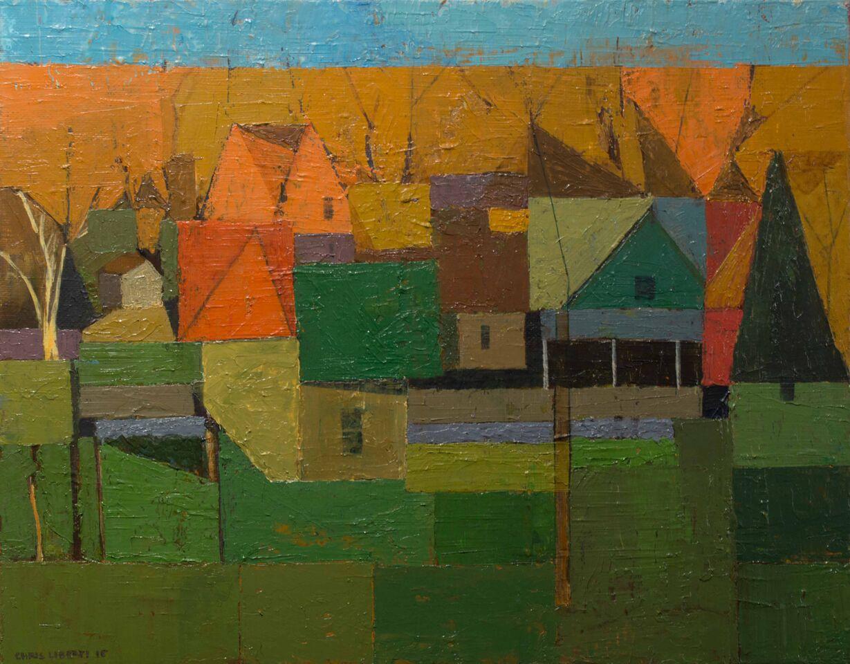 Autumn - 11 x 14