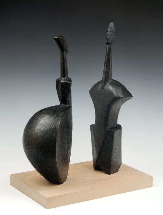 Strings 1998c bronze & wood 21 x 15 x 10 (small).jpg