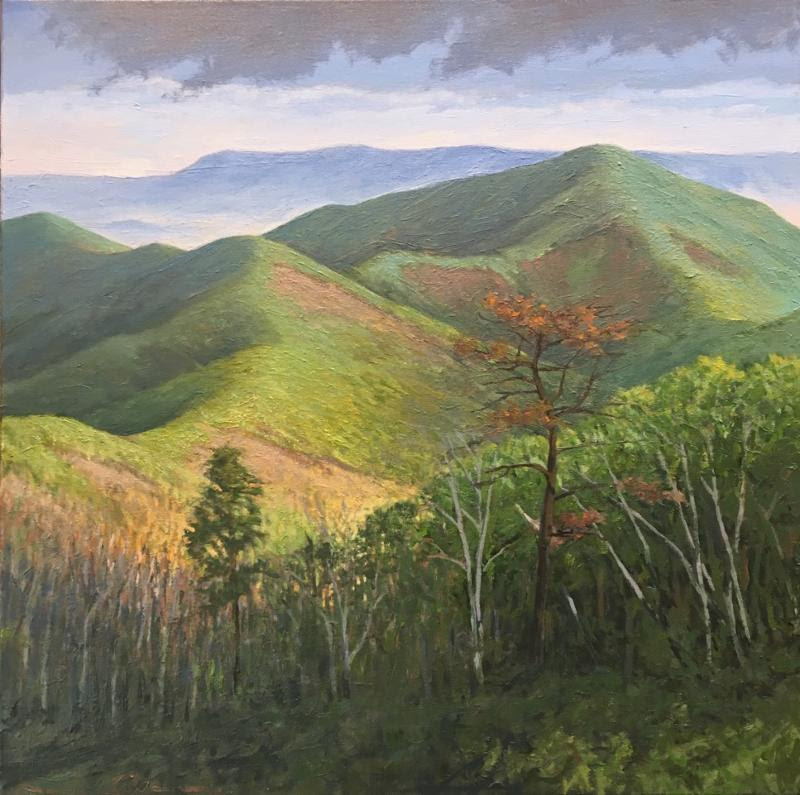 """2 Mile Overlook"" by Kevin H. Adams"