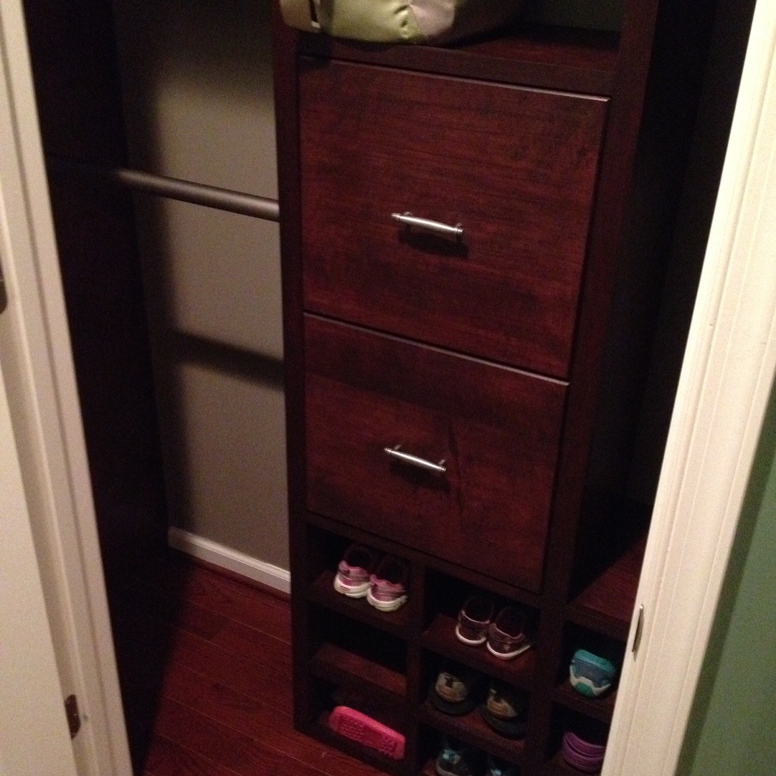 Hall Closet Built-In