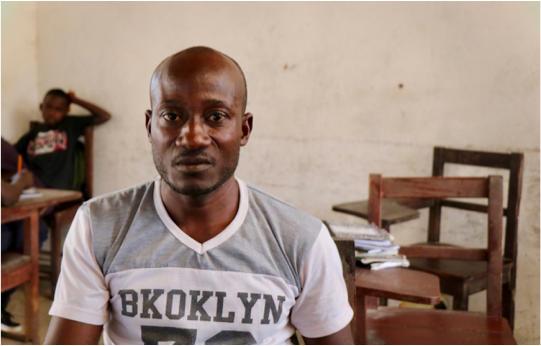 Street Child Liberia Teacher Transforming lives