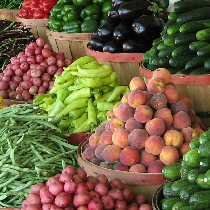 Sustainable food -