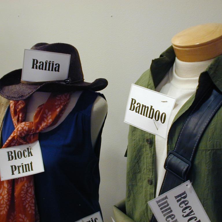 Your wardrobe -
