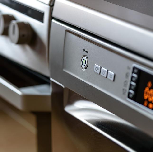 Efficient appliances -
