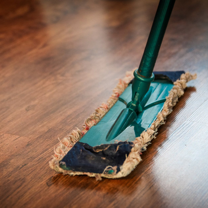 Cleaning without chemicals -