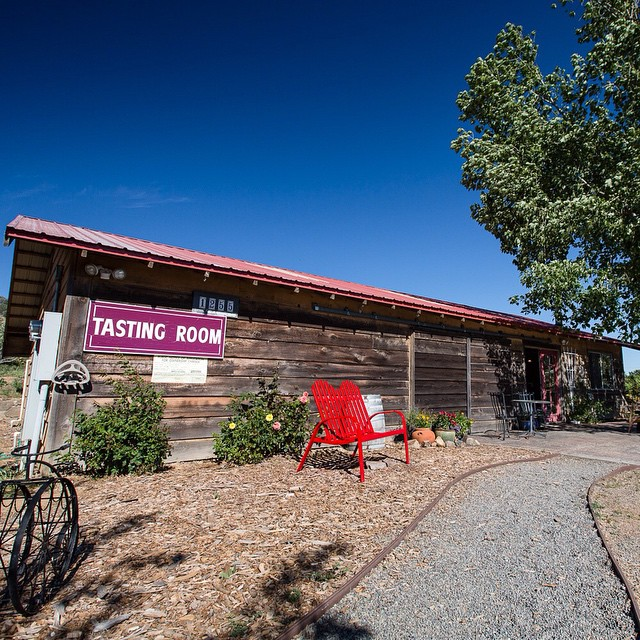 The tasting room.  #liveauthentic #lifeandthyme #winery #winery #winenot #wineoclock #winetasting