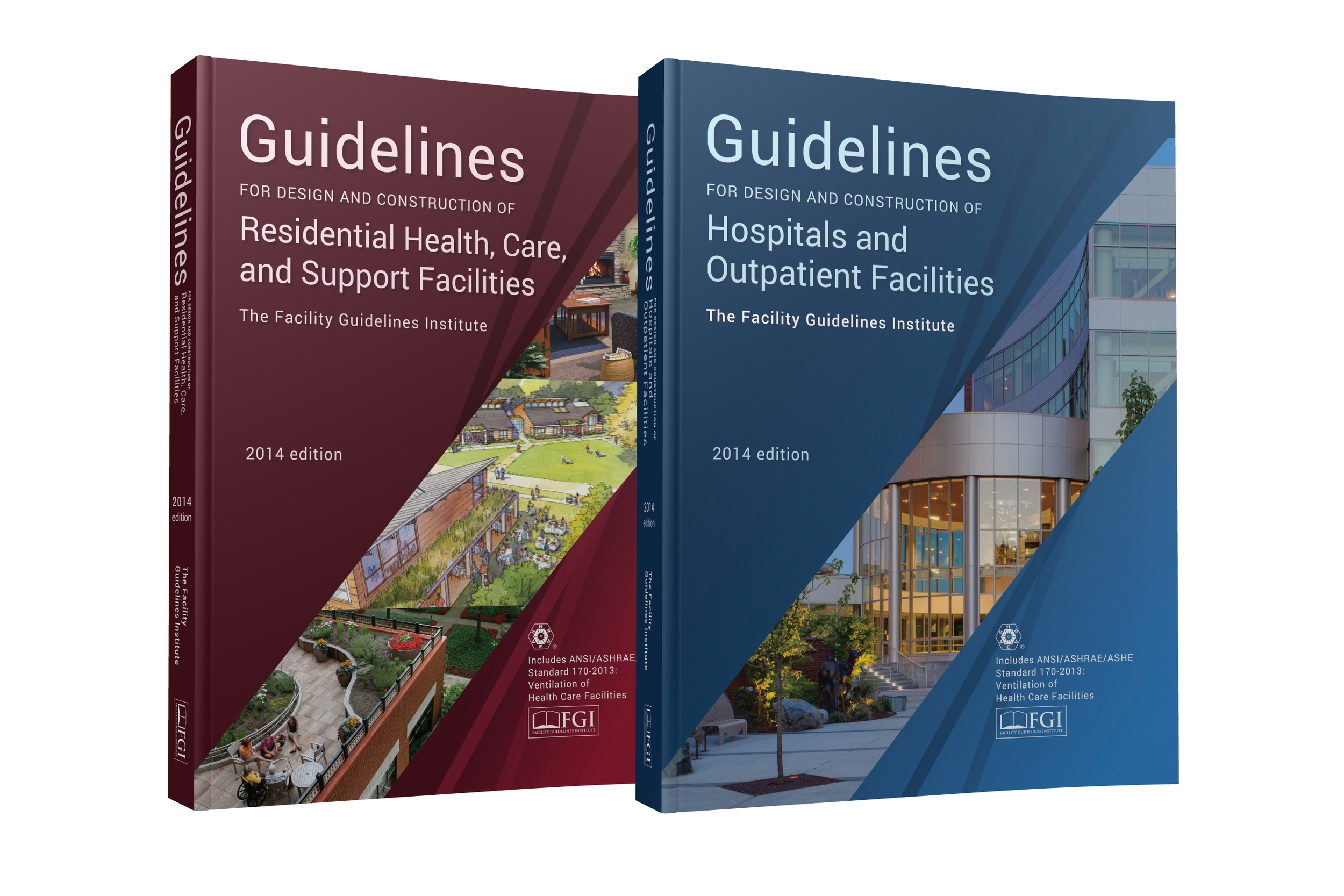 Review of the Guidelines for Design and Construction of Healthcare Facilities, 2010 Edition    Funds:  Facility Guidelines Institute and HKS Inc.   Collaborators:  Not Applicable   Location:   Not Applicable