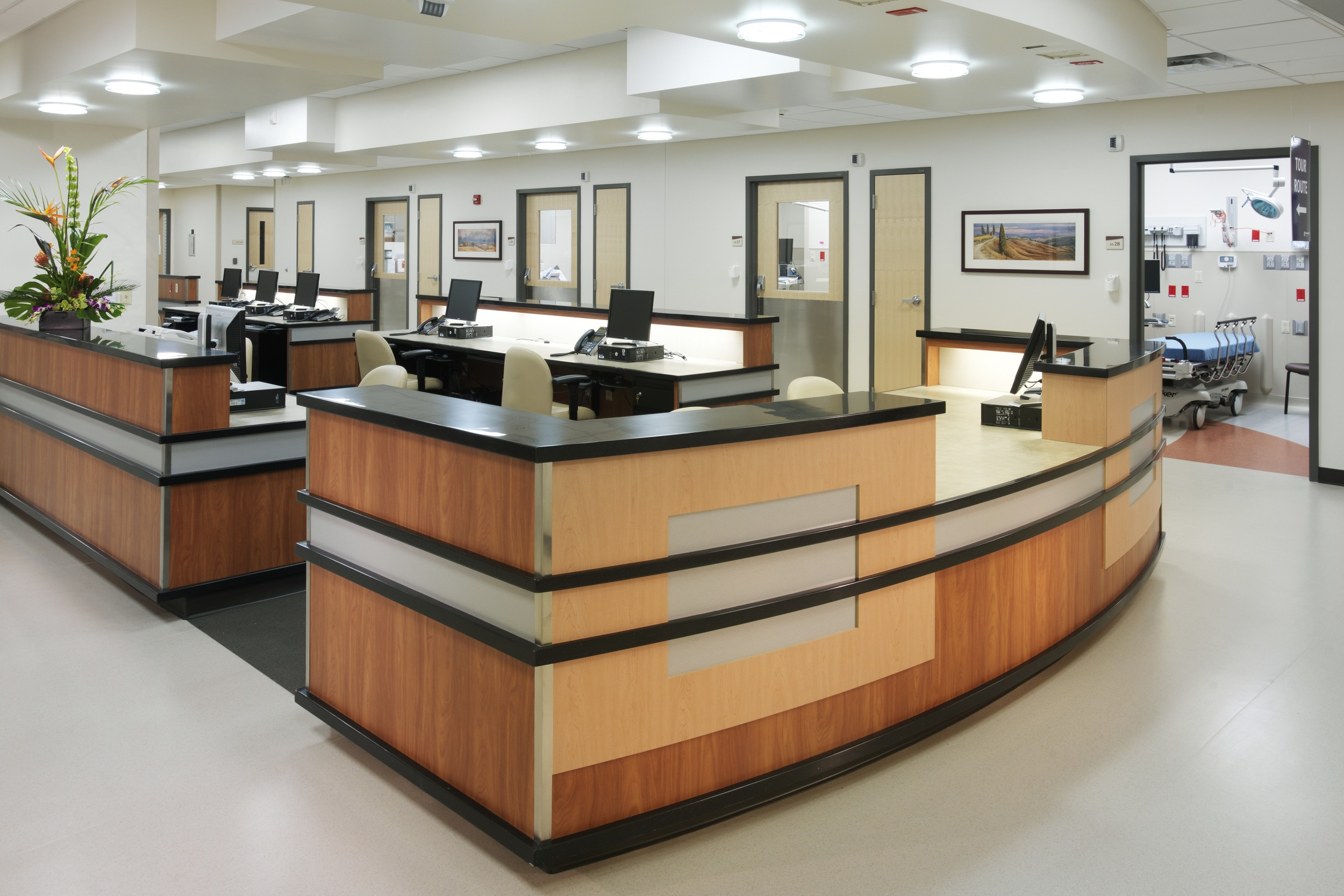 Patient Room Handedness: An Empirical Examination    Funds:  Academy of Architecture for Health Foundation (AAHF) Research Grant and Herman Miller Grant   Collaborators:  School of Nursing, University of Texas, Arlington, TX   Location:  Smart HospitalTM, University of Texas, Arlington, TX