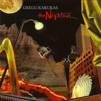 Gregg's 1st solo project 1987