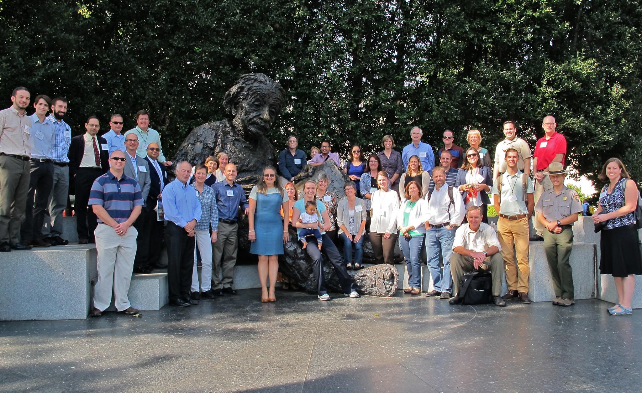 Transportation Research Board'sTransportation and Federal Lands Conference, Washington DC September 2014