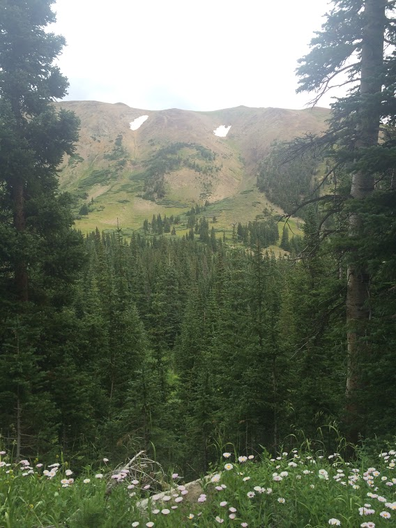 French Pass Trail, Colorado