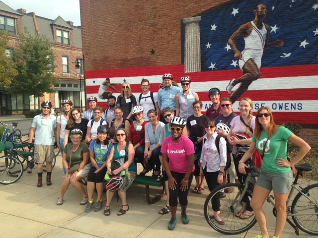 Group Tour of Old North St. Louis