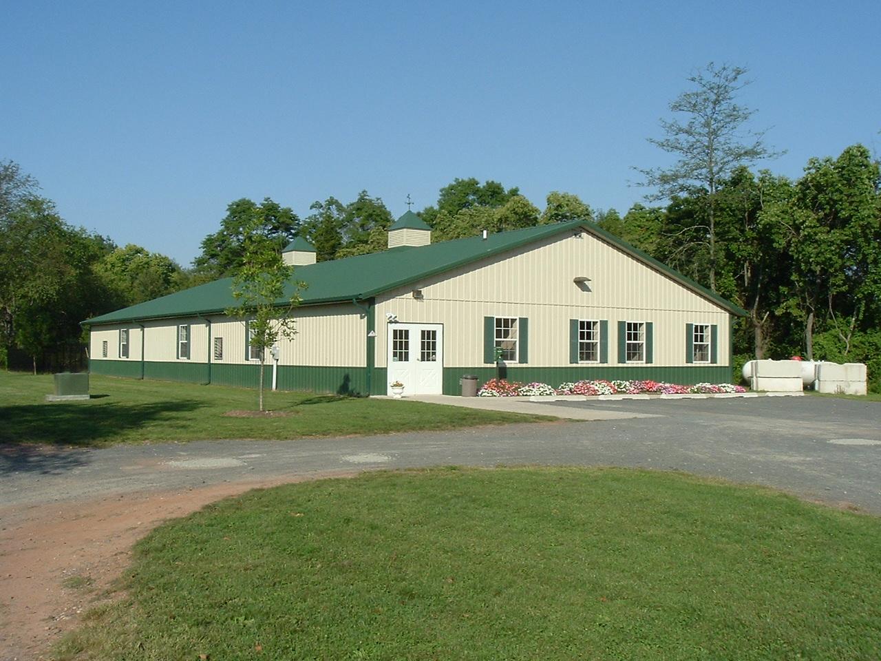 The Ruff House