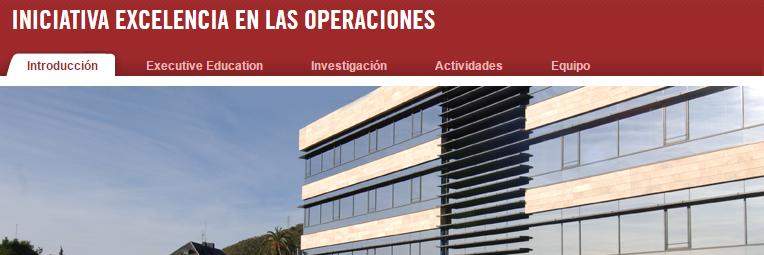 consultoria de operaciones INEO