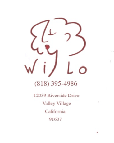 Wilo Hair Design Business Card