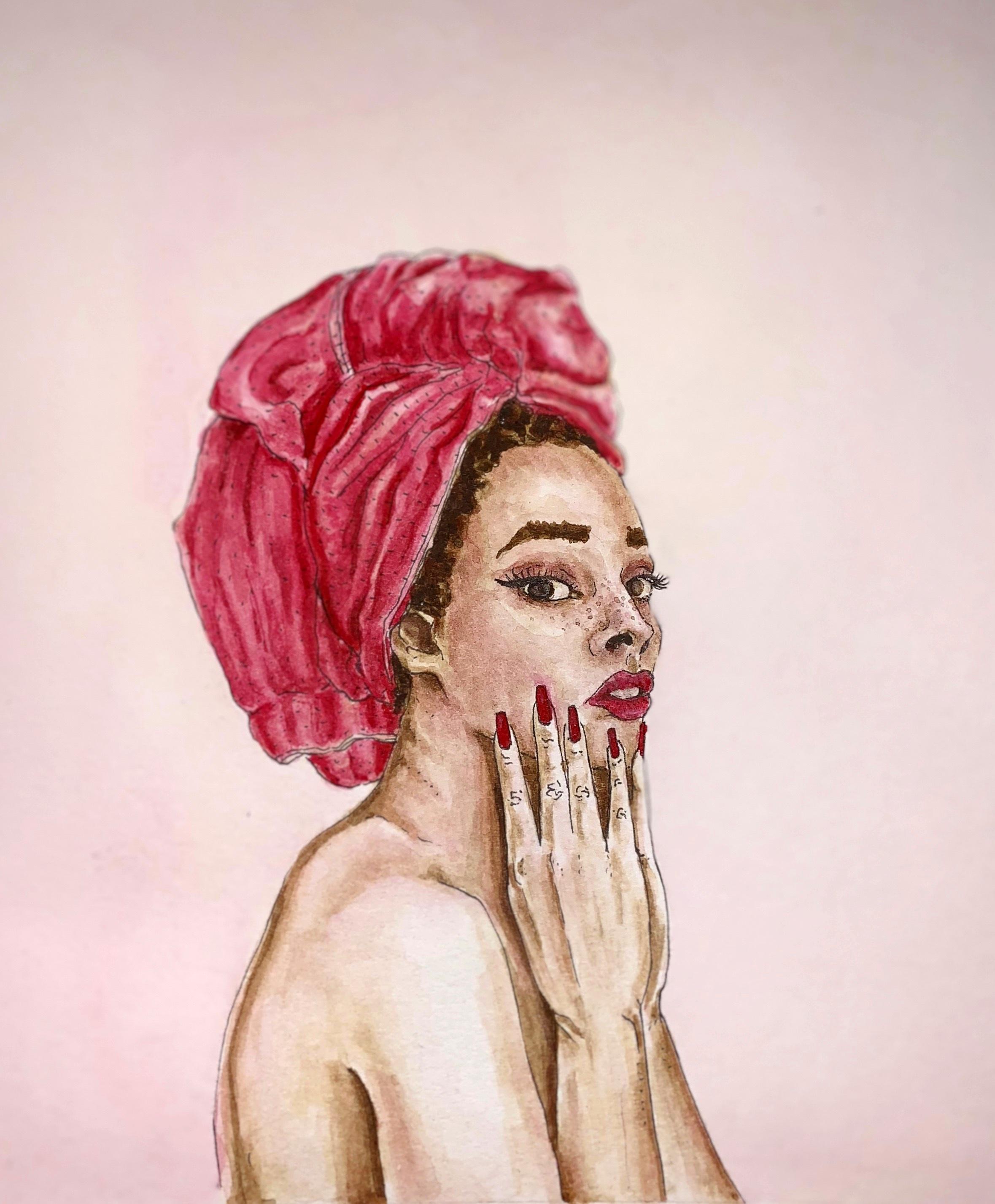 Watercolor. 2018.