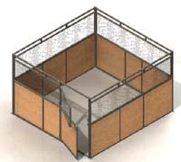 Basic single stable