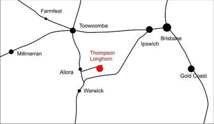 288 Inverramsay Road, 75 kilometres from Toowoomba