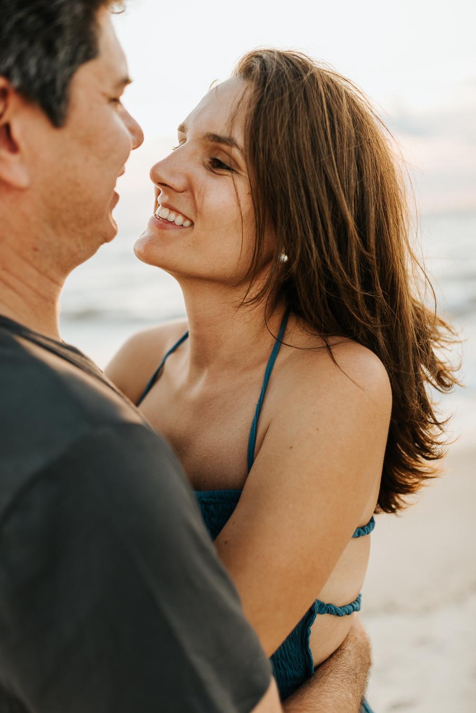 Emotive Vacation Photographer | NJ Couples Session